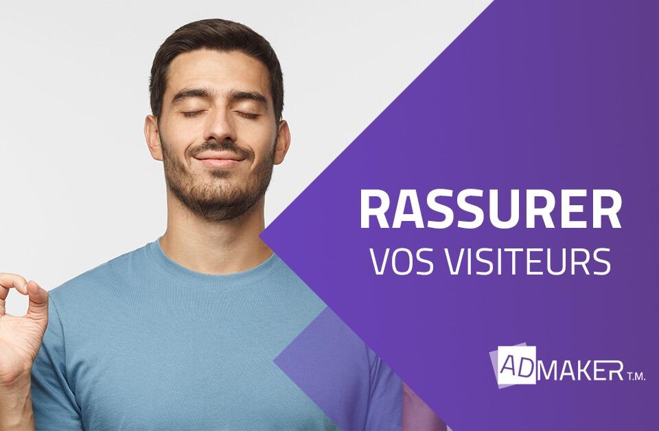 rassurer vos visiteurs e-commerce