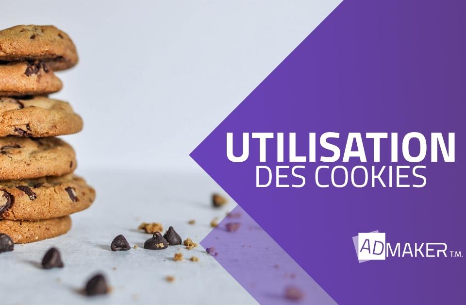 Gestion et utilisation des cookies