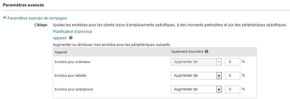 capture_d'écran_des_paramètres_de_ciblage_par_appareil_dans_bing_ads