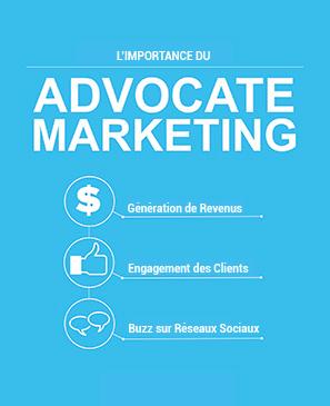 Infographie-montrant -l'importance-de-l'advocate-marketing-en-trois-points