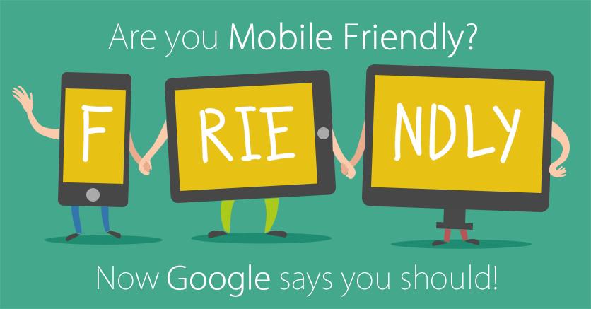 Google conseille à tous les développeurs de passer au mobile friendly