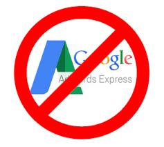 panneau stop google adwords