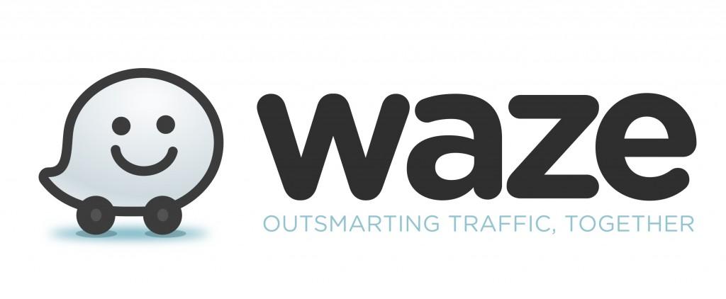logo de l'application Waze