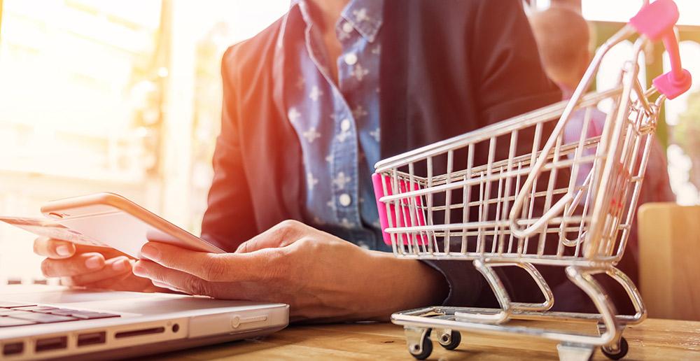 e-commerce et achat en ligne