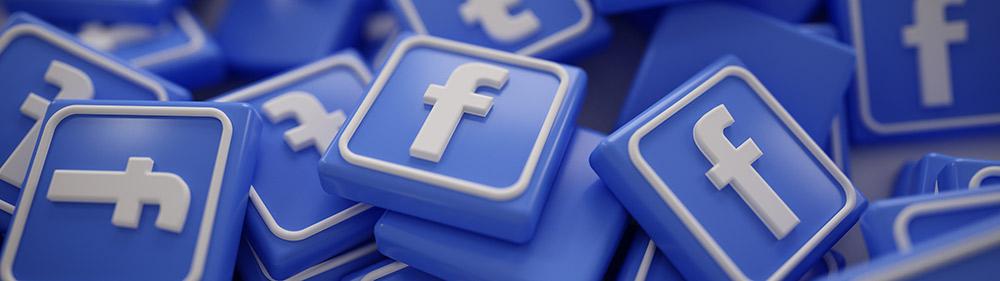 logo du plus gros réseau socila au monde : Facebook