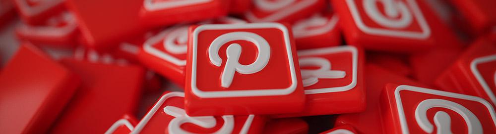 logo du réseaux social pinterest