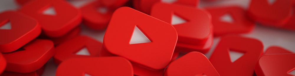 logo du reseau social youtube