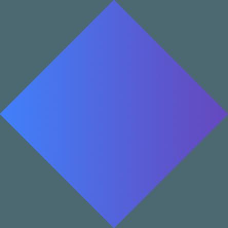 carre bleu