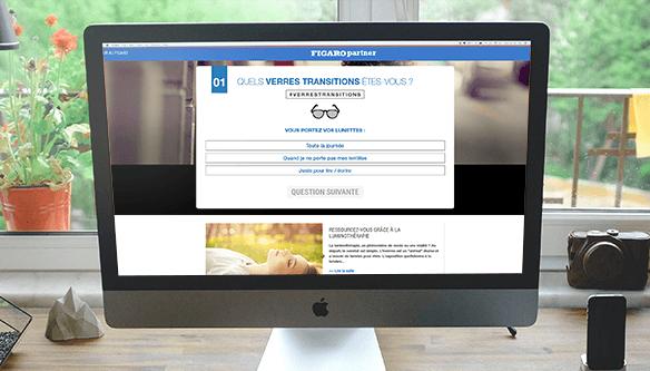 agence digitale admaker cas client lefigaro