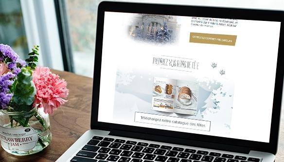 agence digitale admaker cas client lenôtre