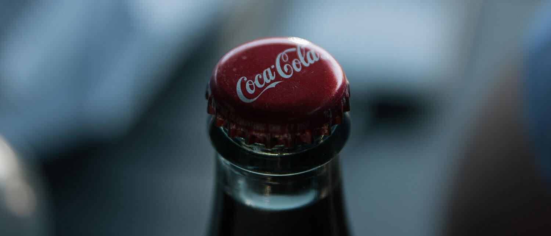 admaker agence digitale exemple d'identité visuelle coca-cola