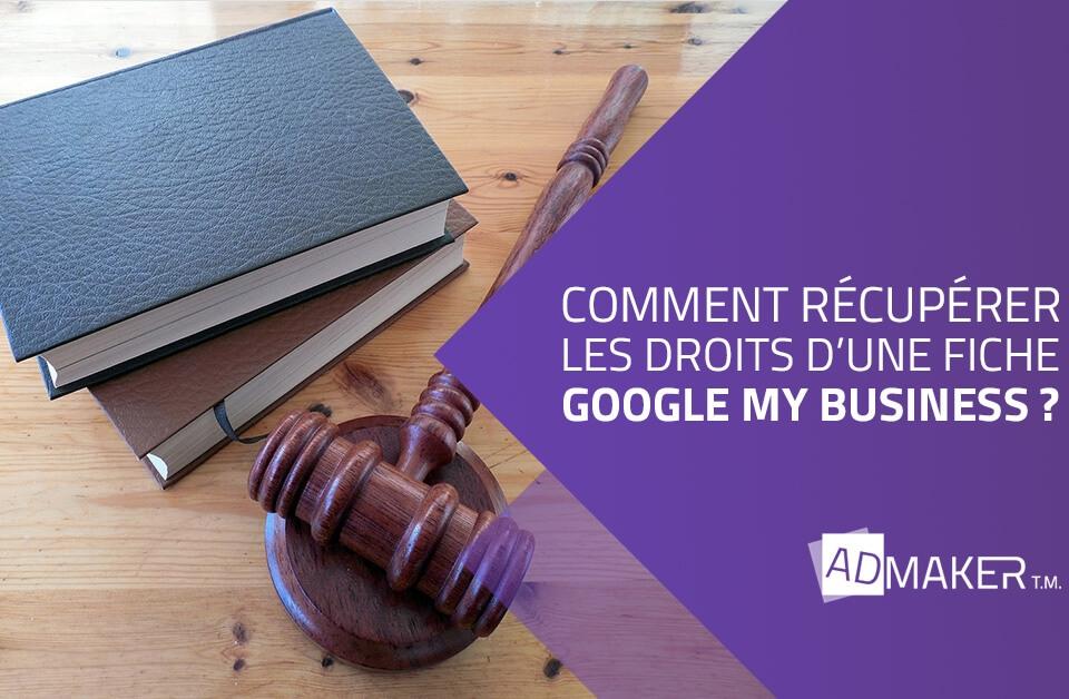 admaker agence digitale image à la une Comment récupérer les droits d'une fiche Google My Business ?