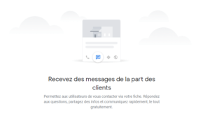 agence digitale admaker utiliser le chat google my business comme avantage concurrentiel