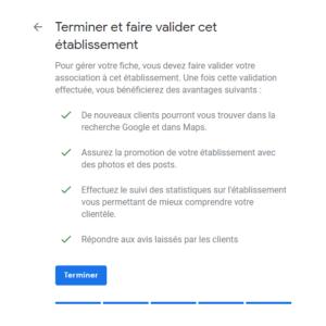 agence digitale admaker guide pour créer une fiche google my business - étape 8