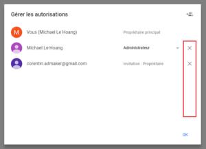agence digitale admaker supprimer des utilisateurs de votre fiche google my business